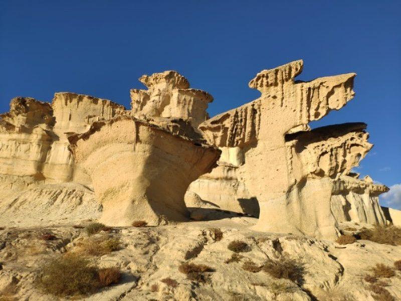 Monumentos naturales que se pueden visitar en la Región de Murcia